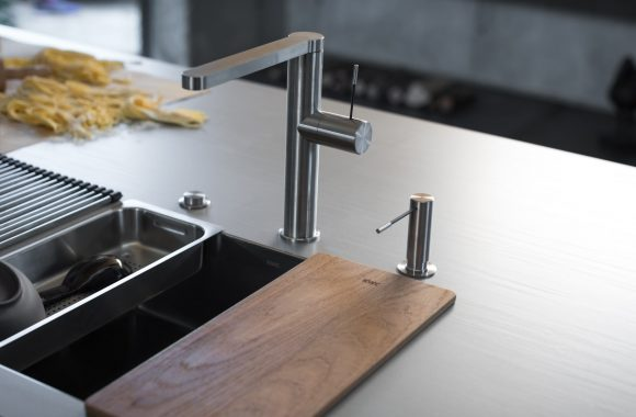 Spülensysteme von Franke, Küchenwelt Markant