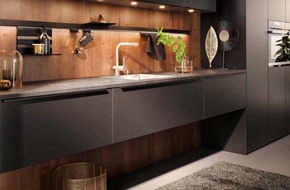 Küchentrends 2020 Mattlack im Miele Center Markant