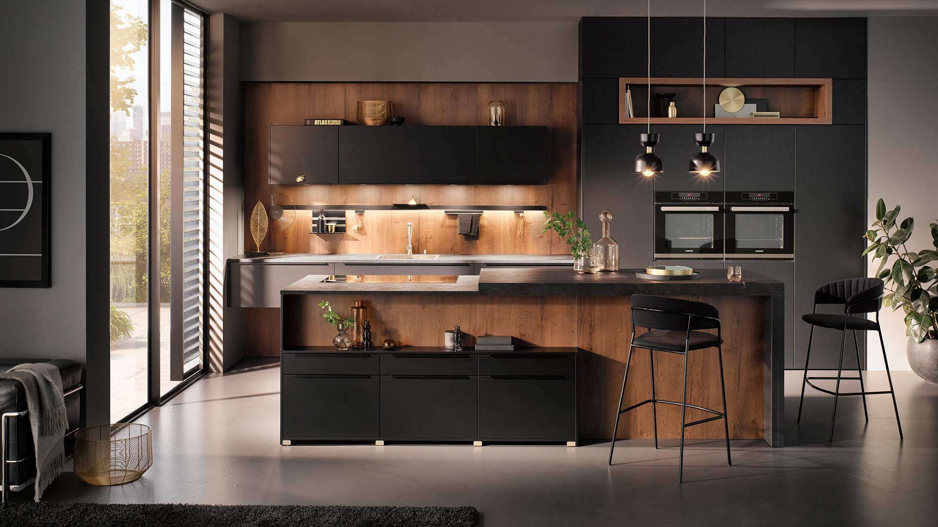 Küchentrends 2020 im Miele Center Markant
