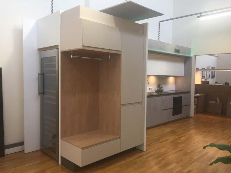 Abverkauf SEVILLA Garderobe DAN Küchen Markant