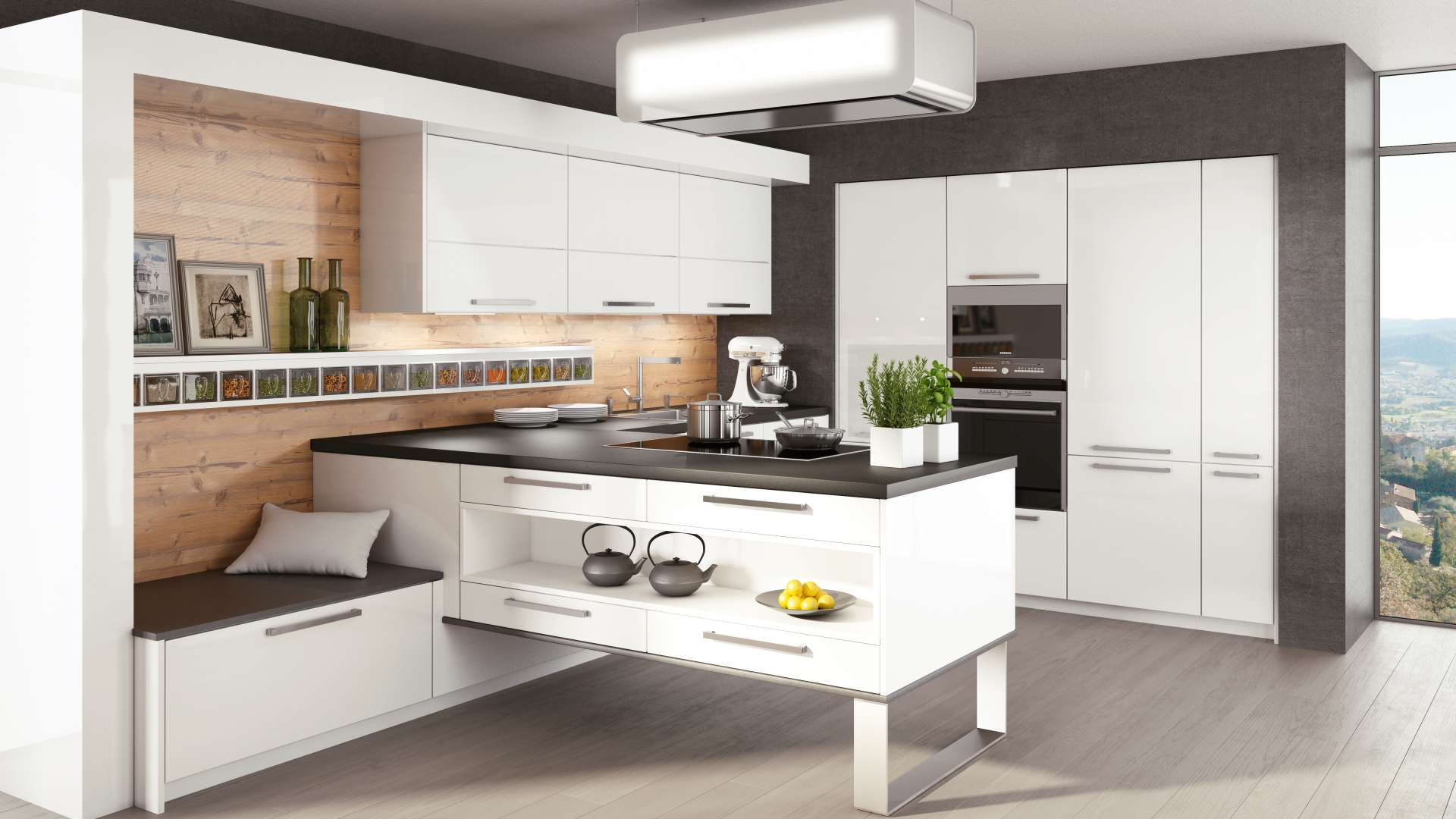 DAN Küchen bei Miele Center Markant Küchenstudio Dornbirn