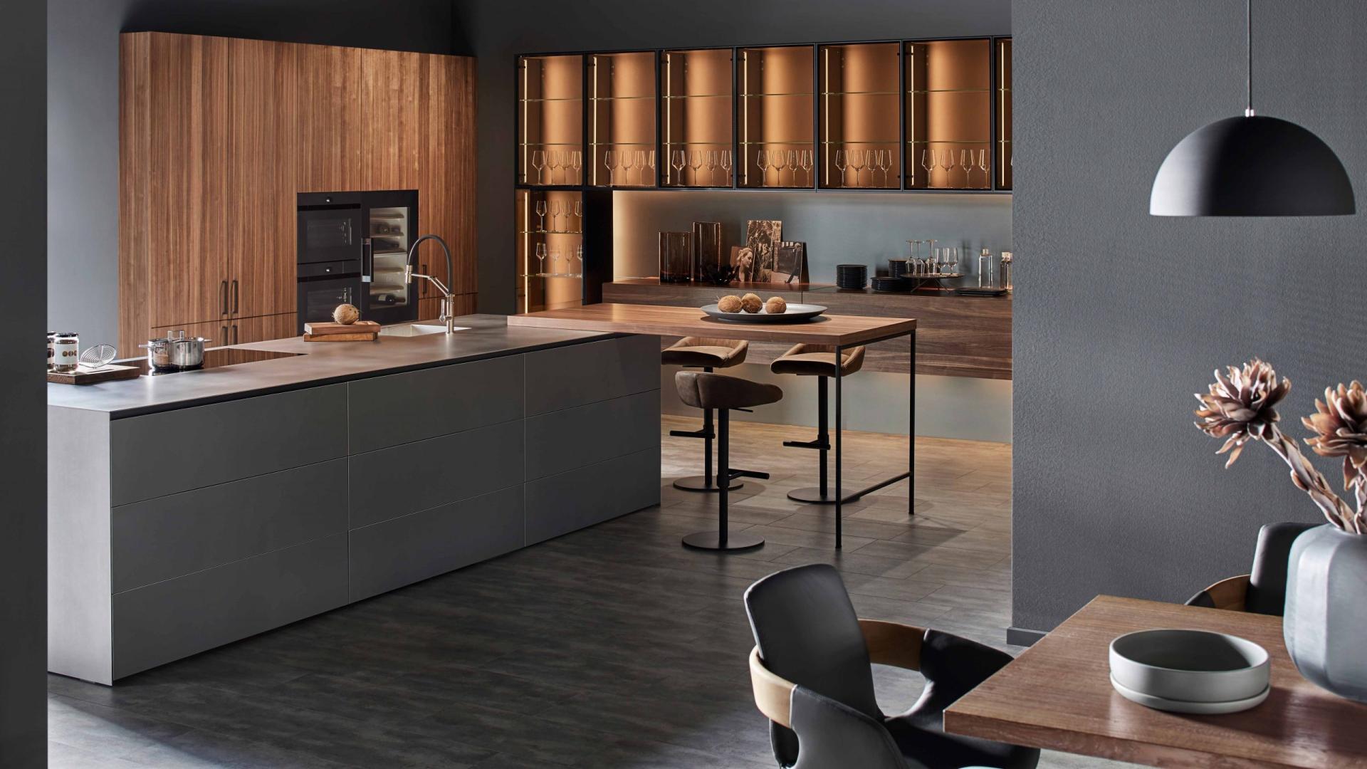 Warendorf Designküche Miele Center Küchenstudio Markant Dornbirn