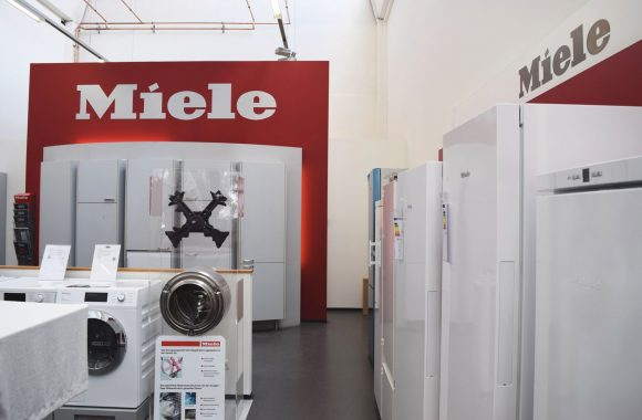 Unternehmen Schauraum Miele Center Markant in Dornbirn