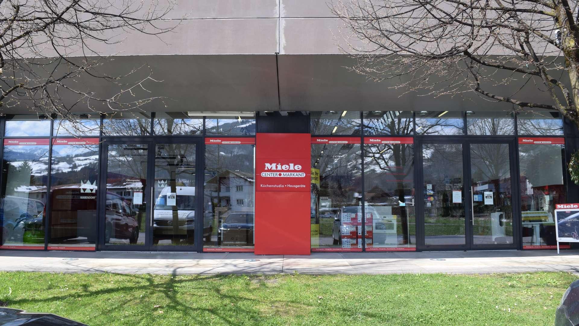 Miele Center Markant in Dornbirn, Vorarlberg