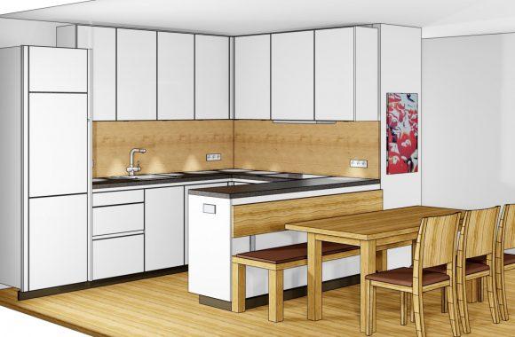 Küchen unserer Zufriedenen Kund*innen, Küchenplanung in der Küchenwelt Markant in Dornbirn