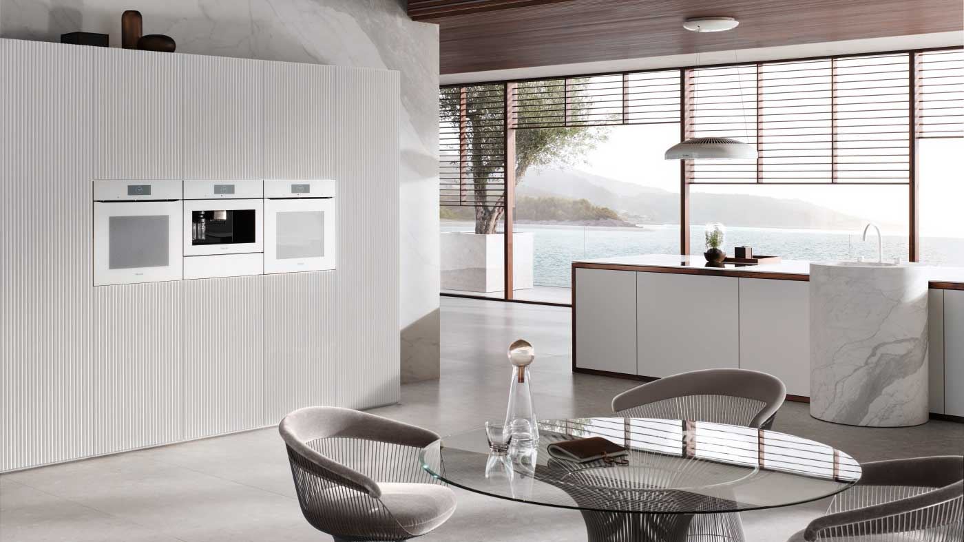 Die neue Generation der Miele Küchengeräte, Serie 7000 im Miele Center Markant in Dornbirn