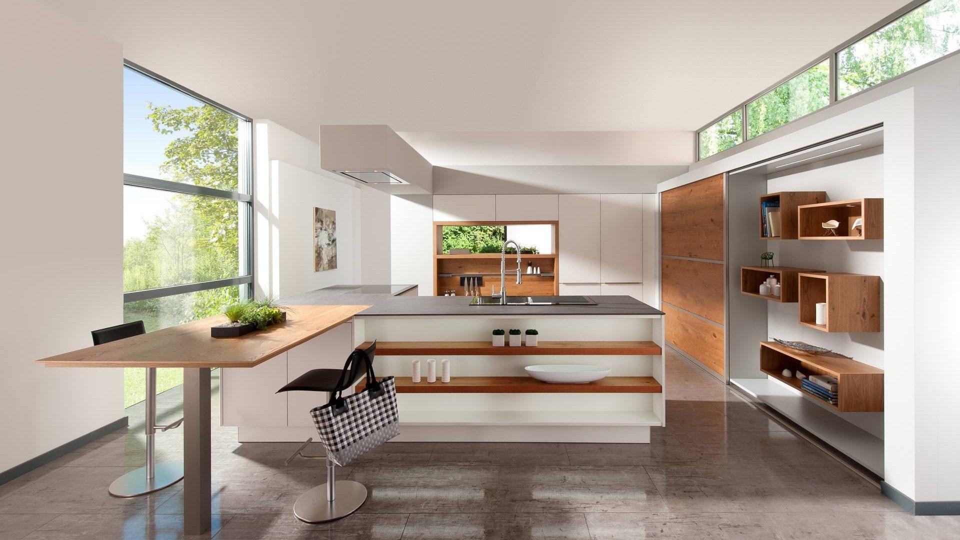 Rempp Küchen im Miele Center Markant in Dornbirn